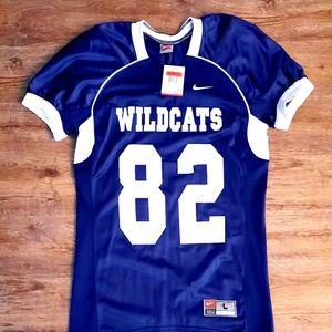 Nike wildcats Jersey sz large